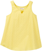 Ella Moss Blaire Eyelet Tank (Big Girls)