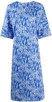 Marni Printed Tunic Dress