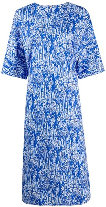 Marni Printed Tunic Dress