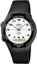 Casio Men's Core AW90H-7BV Rubber Quartz Watch