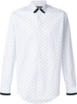 Salvatore Ferragamo gancio shirt - men - Cotton - S