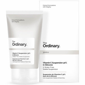 The Ordinary Vitamin C Suspension Cream 30% in Silicone 30ml