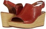 Cobb Hill Erika Slingback (Amber Yellow) Women's Shoes