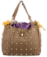 Marc Jacobs Studded Leather Tote