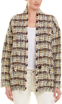Isabel Marant Etoile Ipso Tweed Jacket