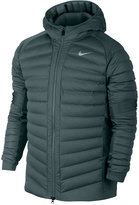 Nike Men's AeroLoft Hybrid Basketball Jacket