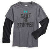 Under Armour Toddler Boy's Can'T Be Stopped Graphic T-Shirt