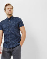 DANSHR Dandelion cotton shirt