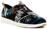 Toms Del Rey Printed Wool Sneaker