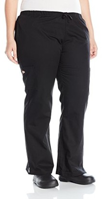 Dickies Chef Women's Pant with Cargo Pockets Plus Size
