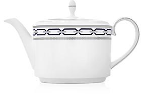 Wedgwood Vera Wang With Love Nouveau Indigo Teapot
