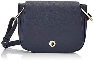 Tommy Hilfiger TH CORE SADDLE BAG CORP Women's Cross-Body Bag,(B x H x T)
