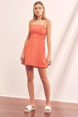 The Fifth TOKYO DRESS tangerine