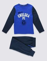 Marks and Spencer Chelsea Football Club Pyjamas (3-16 years)
