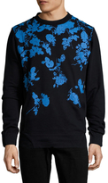 Vivienne Westwood Printed Crewneck Sweatshirt