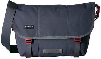 Timbuk2 Flight Classic Messenger - Medium (Granite/Flame) Messenger Bags