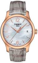 Tissot Tradition Lady Rose Gold Quartz Watch, 33mm