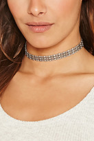 Forever 21 FOREVER 21+ Burnished Chain Choker