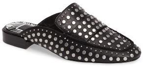 Dolce Vita Women's Maura Studded Backless Loafer