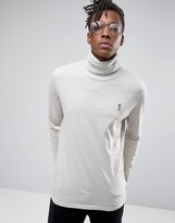 Religion Long Sleeve Jeresey Roll Neck