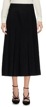 Valentino 3/4 length skirt