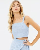 Toby Heart Ginger Sunny Days Crop Top