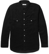 Nonnative - Farmer Cotton-corduroy Shirt