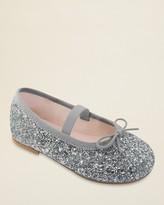 Bloch Toddler Girls' Glitz Ballet Flats - Walker, Toddler