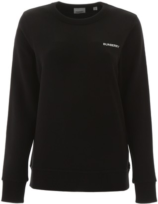 Burberry Monogram Embellished Sweatshirt