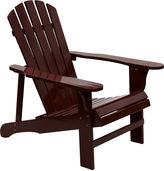 One Kings Lane Adirondack Chair, Brown