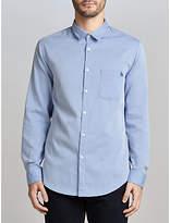 HUGO BOSS BOSS Green C-Bruel Cotton Shirt, Medium Blue
