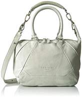 Liebeskind Berlin Women's Bailundo Vintag Shoulder Bag Grey Size: standard size