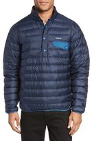 Patagonia Water Repellent 600-Fill-Power Down Pullover Jacket