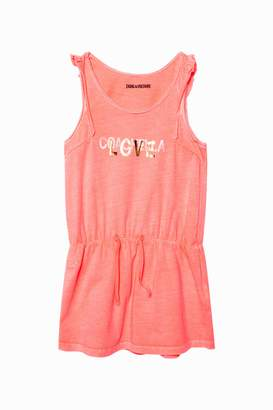 Zadig & Voltaire Kids Heidi Dress
