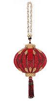 Mary Frances Enlightened Lantern Tasseled Clutch