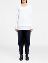 DKNY Pure Double Layer Front Pullover