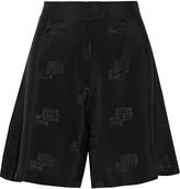 Maison Margiela Jacquard shorts