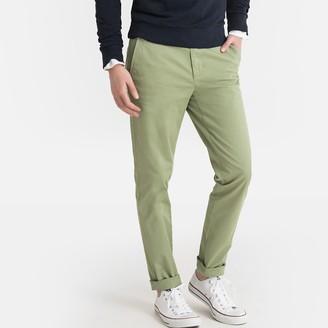 Benetton Stretch Cotton Slim Fit Chinos