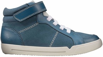 Clarks Emery Beat T Girls Hi-Top Trainers