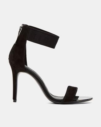 Ted Baker Branded Stiletto Sandals