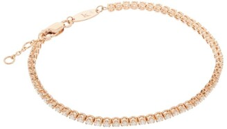Redline Rose Gold And Diamond Marilyn River Bracelet