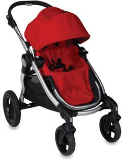 Baby Jogger Baby Jogger™ City Select Single - Ruby
