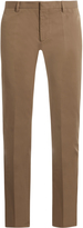 Maison Margiela Slim-leg stretch-cotton trousers