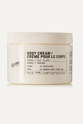 Le Labo Body Cream, 250ml - one size