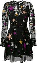 Elie Saab star embellished dress - women - Silk/Polyamide - 38