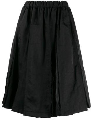 Comme des Garcons full shaped skirt