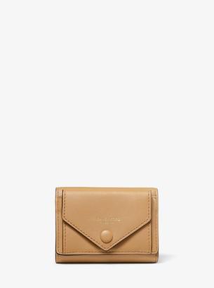 Michael Kors Calf Leather Small Pocket Wallet