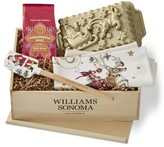 Williams-Sonoma Williams Sonoma 'Twas the Night Before Christmas Holiday Baking Gift Crate