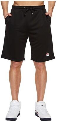 Fila Dominico Shorts (Black) Men's Shorts