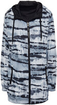 Thumbnail for your product : DKNY Reversible Printed Shell Parka